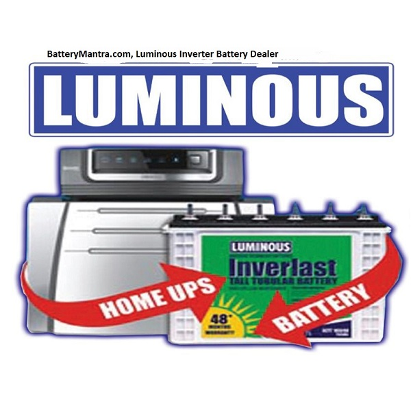 Inverter With  Battery, Luminous Inverter Battery Price In Noida, Greater Noida, Delhi NCR, India