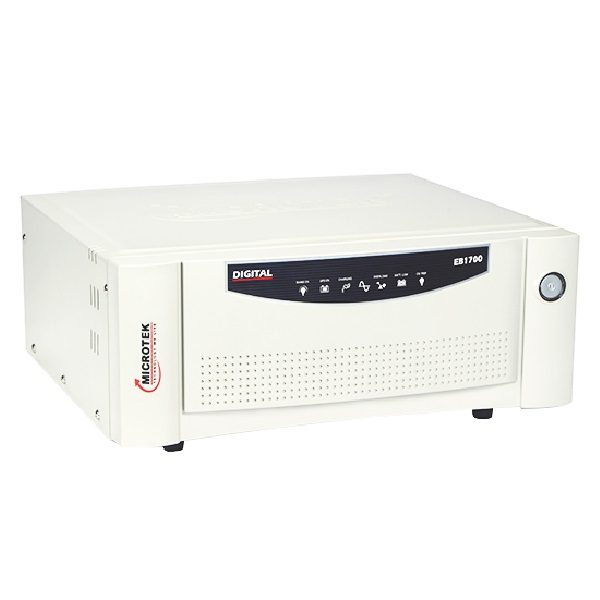 Microtek UPS EB 1700 24V Square Wave Inverter
