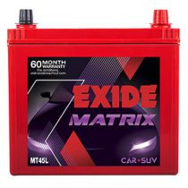 Exide Matrix MT45L Battery