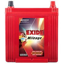 Exide Mileage ML 40LBH Battery
