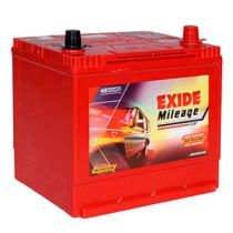 Exide Mileage ML 75D23L Battery