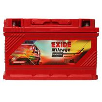Exide Mileage ML Din-65 Car Battery (65Ah)