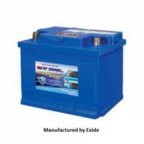 SF Sonic Flash Start - FS1440-DIN50 50Ah Battery