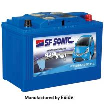 SF Sonic Flash Start -1080-105D31L (85Ah) Battery