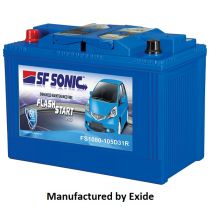 SF Sonic Flash Start -1080-105D31R (85Ah) Battery