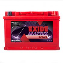 Exide Matrix MTRED Din-74 Car Battery (74Ah)