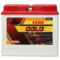 Exide GOLD 65R Car Battery (65Ah)