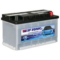 SF Sonic FFS0-FS1080-DIN80 CAR BATTERY (80 Ah)