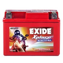 EXIDE XPLORE XLTZ4 BATTERY(3AH)