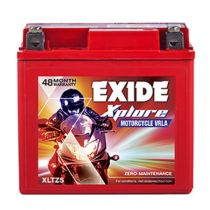 EXIDE XPLORE XLTZ5 (4AH) BATTERY
