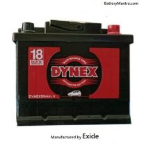 Dynex DIN44LBH Car Battery