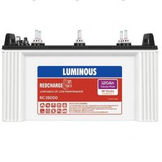 Luminous Rc15000 Tubular Inverter Battery (120Ah)