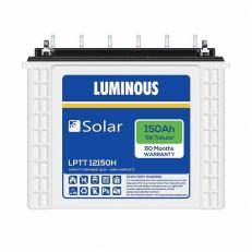 Luminous LPTT12150H 150Ah Solar Tubular  Battery