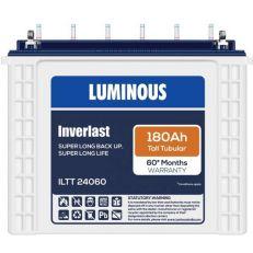 Luminous Inverlast ILTT24060 180Ah Tall Tubular Battery