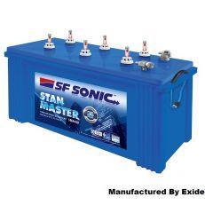 SF Sonic Stan Master-FSM0-SM4000 Tubular Inverter Battery (100 AH)