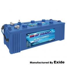 SF SONIC FRP0-RP5000 Tubular Inverter Battery  (138 AH)
