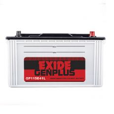 Exide GenPLus GP115E41L Genset Battery(105Ah)