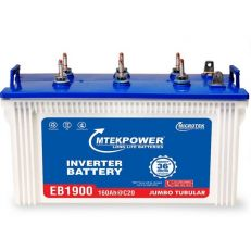 Microtek EB1900 Tubular Inverter Battery (160 AH)