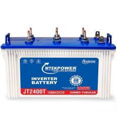 Microtek JT2400T Tubular Inverter Battery (150 AH)