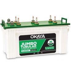 Okaya XL6600T Tubular Inverter Battery(160Ah)