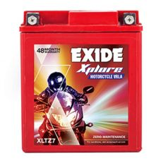 EXIDE XPLORE XLTZ7 (6AH) BATTERY