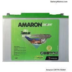 Amaron Current AAM-CR-CRTTN150 150Ah Tall Tubular Inverter Battery