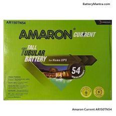 Amaron Current AR150TN54 150Ah Tall Tubular Inverter Battery