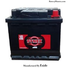 DYNEX FDY0-DYNEX-DIN50LH 50AH BATTERY