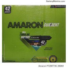 Amaron Current PT200TT42 200Ah Tall Tubular Inverter Battery