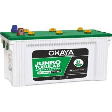 Okaya OPJT17036 140Ah Tubular Inverter Battery