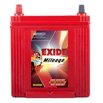 Exide Mileage ML 40RBH Battery