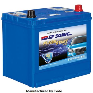 SF Sonic Flash Start-FFS0-FS1440-68LBH Battery
