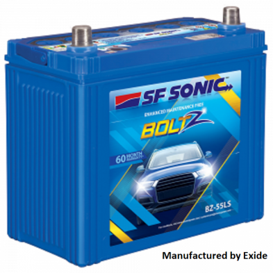 SF Sonic BoltZ-FBZ0-BZ-55LS (45Ah) Battery