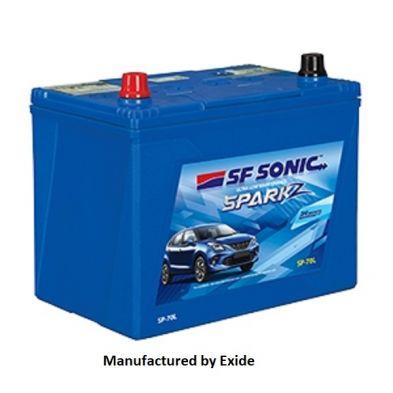 SF Sonic SparkZ-FSP8-SP-70L (65ah) Battery
