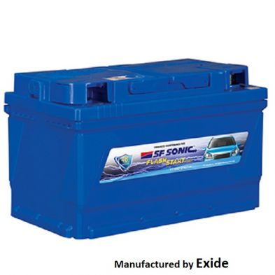SF Sonic FFS0-FS1440-Din65 (65Ah) Battery