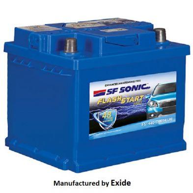SF Sonic FFS0-FS1440-Din-44 (44Ah) Battery