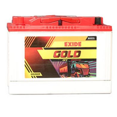 Exide GOLD 80R Battery (80Ah)