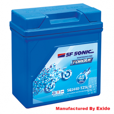 SF Sonic Torque-FSQ0-SQ1440-TZ5L-B Battery