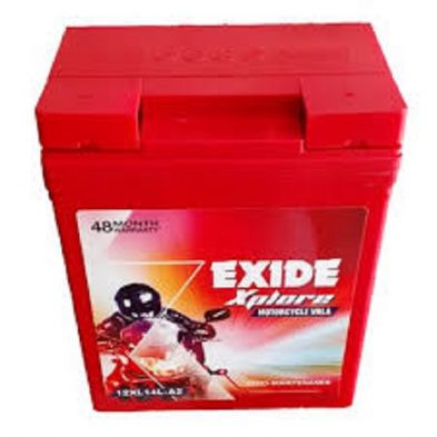 EXIDE XPLORE 12XL14L-A2 BATTERY (14AH)